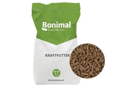 Bonimal RK 153 EU OG für Rinder Pellet 25 kg Sack GMO controlled (VLOG anerkannt)