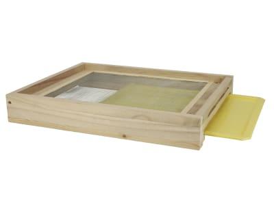 Liebig Zander Flachboden bestehend aus Bodenschieber und Keil