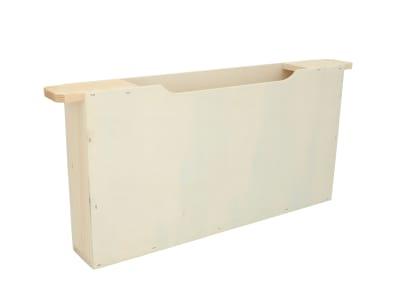 Holz-Futtertasche