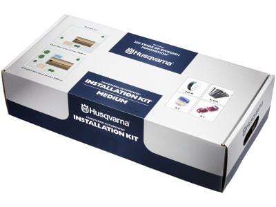 "Husqvarna® Installationskit ""Mittel"" für Mähroboter Automower® 405, 415X, 9679722-01"