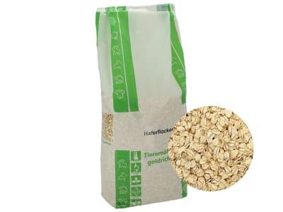 Futterhaferflocken Einzelfuttermittel 4 kg Sack