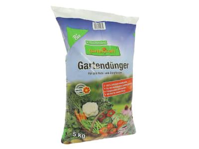 gartenkraft® Bio Gartendünger organisher NPK 4+2.5+8 Dünger