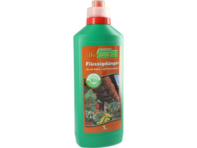gartenkraft® Bio Naturdünger  1 l Flasche