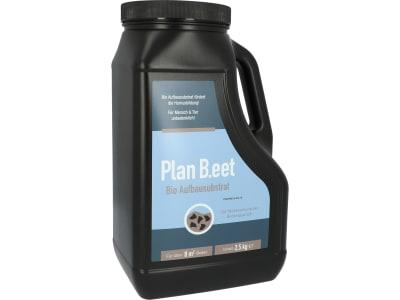 Plan B.eet Bio Aufbausubstrat organischer NK-Dünger 2,5 kg Kanister