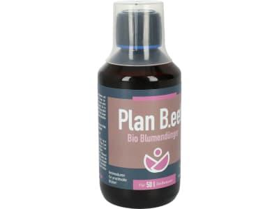 Plan B.eet Bio Blumen Dünger organischer NK-Dünger 250 ml Flasche (für 50 l Gieswasser)