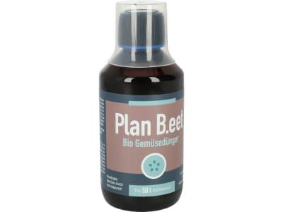 Plan B.eet Bio Gemüse Dünger organischer NK-Dünger 250 ml Flasche (für 50 l Gieswasser)