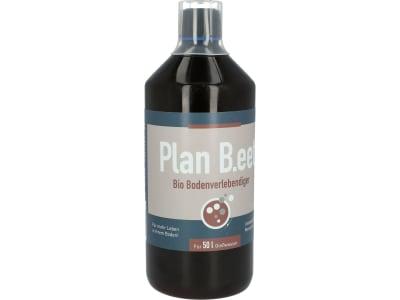 Plan B.eet Bio Bodenverlebendiger Mikroorganismen zur Symbiose 1 l Flasche (für 50 l Gießwasser)