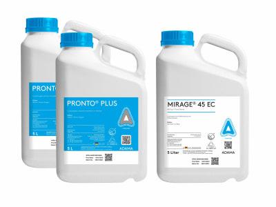 ADAMA Pronto® Plus Mirage® Pack  15 l VK-Set