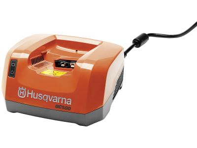 """Husqvarna® Batterieladegerät """"QC500"""" 100 V/500 W, 9704495-01"""