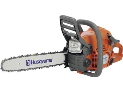 Husqvarna® Benzin-Kettensäge 135 Mark II 1,6 kW (2,1 PS) Schnittlänge 35 cm, 9678618-14 !!betriebsbereit!!