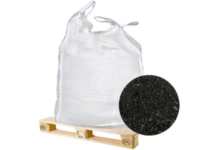 Carbonis Pflanzenkohle Futterkohle Ergänzungsfuttermittel Granulat 330 kg BigBag