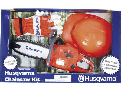 Husqvarna® Spielzeug-Kettensägenset mit Batteriebetrieb, 5864982-01