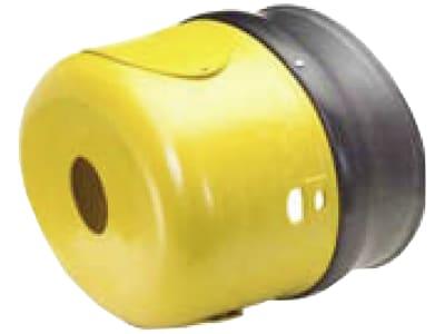 Walterscheid Geräteschutztopf 350 x 285 x 180 mm, mit Montageöffnung und Gummimanschette, 1353044