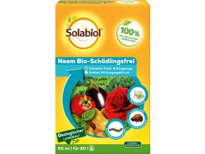 Neem Bio-Schädlingsfrei 30 ml