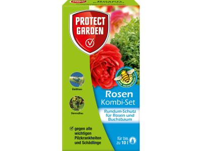 Protect Garden Rosen Kombi-Set gegen Insekten, Buchsbaumzünsler und Kartoffelkäfer, 30 ml + 100 ml