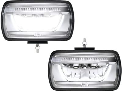 "Hella® LED-Scheinwerfer ""Jumbo LED"" 238 x 132 x 113 mm 9 – 32 V"