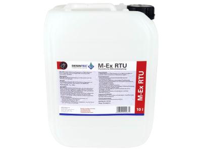 DESINTEC® M-Ex RTU Kieselgur für Hühner, zur Bekämpfung der roten Vogelmilbe 10 l Kanister
