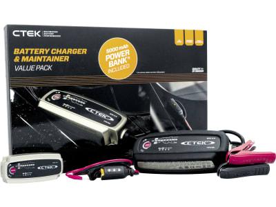 """CTEK™ Batterieladegerät """"MXS 5.0"""" Vorteilspack, 8-stufig, Ladestrom max. 5 A"""