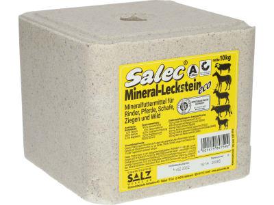 SALEC® Mineral-Leckstein eco  Stein 10 kg Leckstein