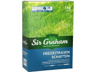 Sir Graham Schattenrasen, Freizeitrasen