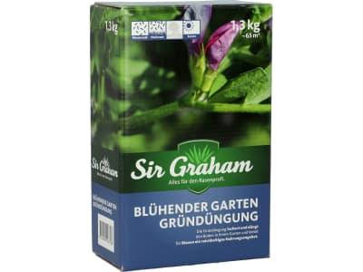 Sir Graham Blühender Garten Gründüngung Saatgut 1,3 kg Karton ausreichend für ca. 65 m²