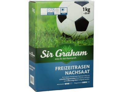 Sir Graham Rasen Nachsaat, Freizeitrasen