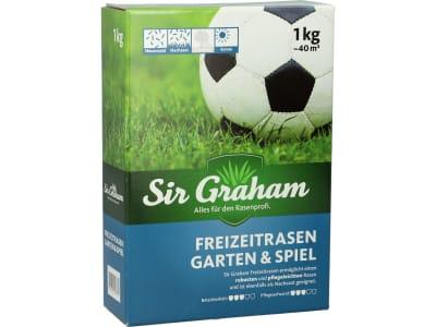 Sir Graham Sport und Spielrasen, Freizeitrasen Garten & Spiel