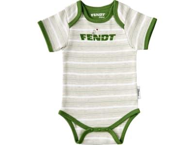 Baby Body 2 St., Body mit Traktor und Body mit Fend-Logo