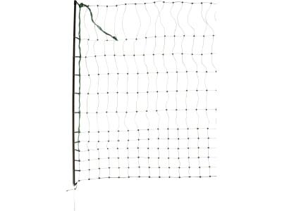 """Ako Geflügelzaun """"PoultryNet"""" 112 cm/50 m, grün, nicht stromführend, mit Einzelspitze, 292208"""