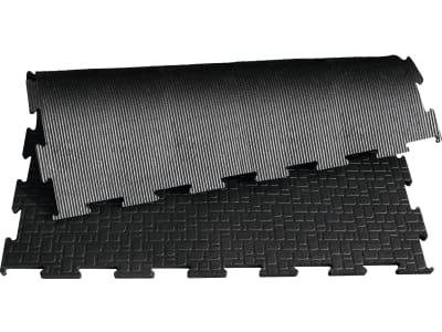 """BELMONDO® Stallmatte """"Walkpro"""" 100 x 100 x 1,6 cm, für Stallgassen, Boxengassen"""