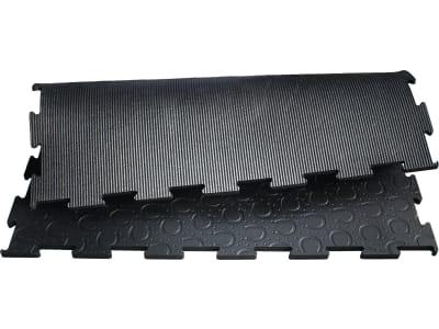 """BELMONDO® Stallmatte """"Classic"""" 100 x 100 x 1,8 cm, für schwere und aktive Pferde, Boxen und Liegeflächen"""
