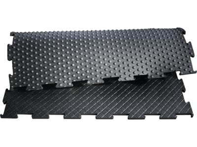"""BELMONDO® Stallmatte """"Paddock"""" 100 x 100 x 2,4 cm, für Außenbereiche, Paddocks"""