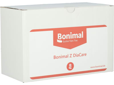 Bonimal Z DiaCare  1,6 kg Karton (á 16 x 100g Beutel) Stabilisiert die Verdauung