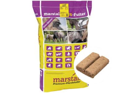 marstall® Weide-Riegel Mineralfutter als Riegel für Pferde mit Weidegang 20 kg Sack