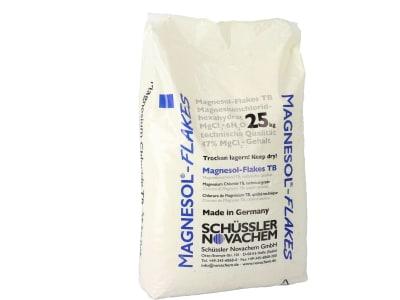 Magnesiumchlorid 47%  25 kg Sack