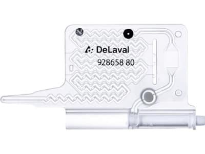 "DeLaval Ersatzkassette für Zellzahlmessgerät ""DCC"", 72 St., 92865881"