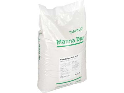 MANNA DUR mineralischer NPK 20+5+8 Langzeit- Rasendünger 25 kg