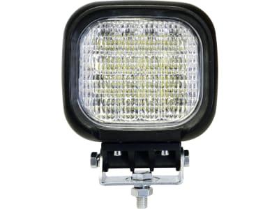 LED-Arbeitsscheinwerfer quadratisch, 4.800 lm, 10 – 30 V, 16 LEDs, für Traktor Fendt 300, 500 Vario S4, 700 Vario, 800 Vario SCR/S4, 900 Vario SCR/S4/Tier III