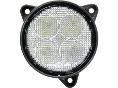 LED-Arbeitsscheinwerfer rund, 4.800 lm, 10 – 30 V, 4 LEDs, für Traktor Fendt 200 Vario/S3