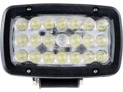 LED-Arbeitsscheinwerfer rechteckig, 6.600 lm, 10 – 30 V, 21 LEDs, für Traktor Massey Ferguson MF 5000, 6000, 7000