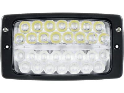 LED-Arbeitsscheinwerfer, rechteckig für Dacheinbau, 9.900 lm, 10 – 30 V, 30 LEDs, für Traktor Massey Ferguson MF 5000, 6000, 7000, 8000