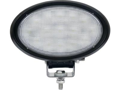 LED-Arbeitsscheinwerfer oval, 4.500 lm, 10 – 30 V, 15 LEDs, für Traktor Massey Ferguson MF 4000, 5000, 6000, 7000, 8000