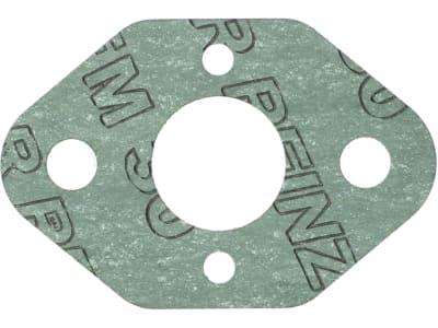 STIHL Vergaserdichtung für Luftfilter Freischneider, Heckenschere, Kombimotor, Multimotor und weitere Motorgeräte, 4140 129 0900