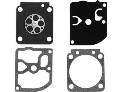 STIHL Vergaserreparatursatz für Freischneider, Heckenschere, Kettensäge und weitere Motorgeräte mit Vergaser C1Q-S..., 1129 007 1062