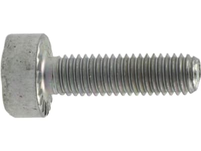 STIHL Torxschraube M 5 x 18 mm - 10.9, mit Sperrverzahnung, für Freischneider, Kettensäge, Heckenschere und weitere Motorgeräte, 9022 341 1010