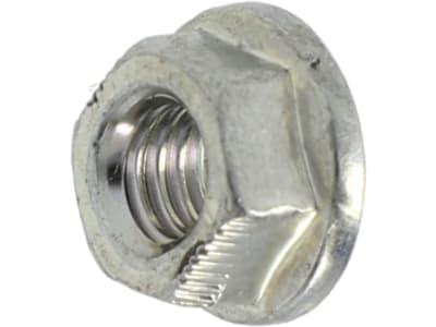 STIHL Sicherungsmutter mit Bund, DIN 6927 M 5 für Freischneider, Heckenschere, Kettensäge und weitere Motorgeräte, 9216 263 0700