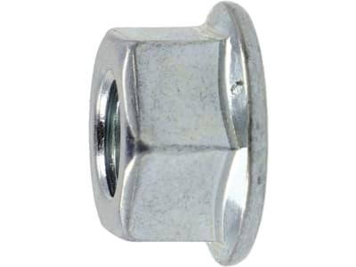 STIHL Bundmutter DIN 6923 M 8 - 8, für Freischneider, Kettensäge, Sprühgerät und weitere Motorgeräte, 9220 260 1100