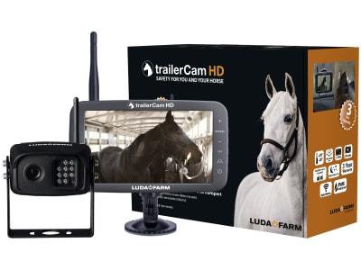 """NEXT Funk-Kamera """"TrailerCam HD"""" für Pferdeanhänger, Tiertransporte etc., 300 925"""
