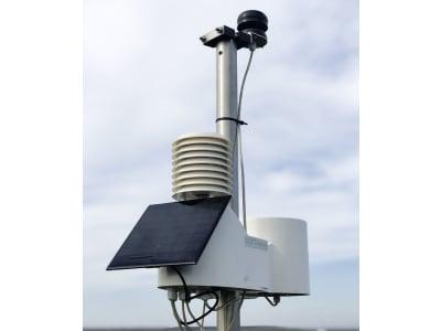 "NEXT Wetterstation ""Eco - Feldbau"" mit 4 Sensoren, 1250"