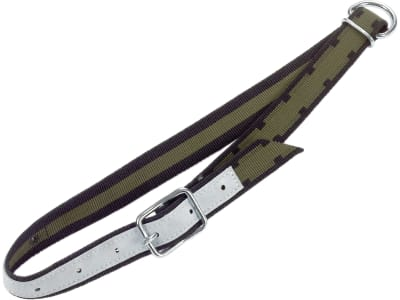 Kerbl Halsband für Rinder, mit Ovalglied und D-Ring, 12502